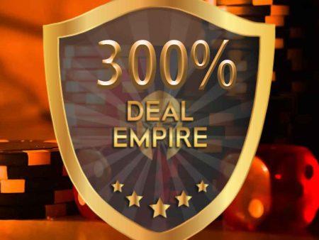 Is a 300% Casino Bonus Worth Using?