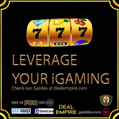 Leverage your Igaming