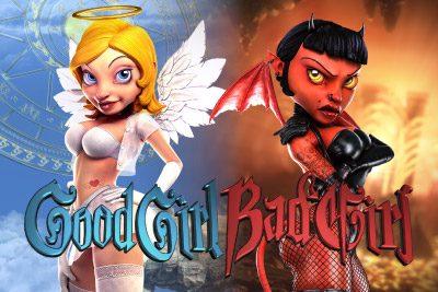 Good Girl, Bad Girl slot