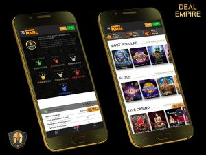 WINNERS MAGIC MOBILE CASINO