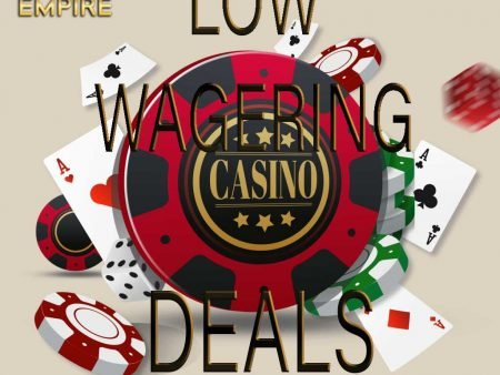 Importance of Low Wagering Casino Bonuses