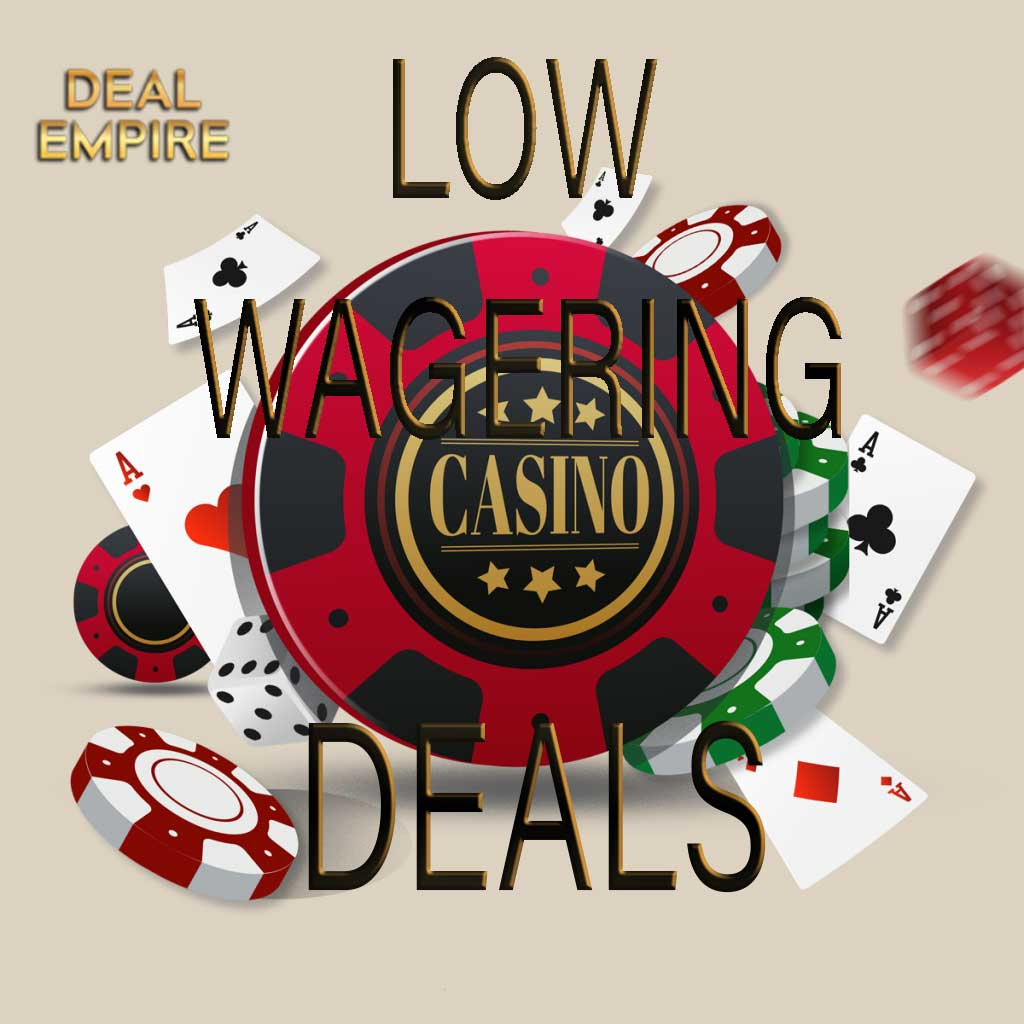 Low Wagering Casinos