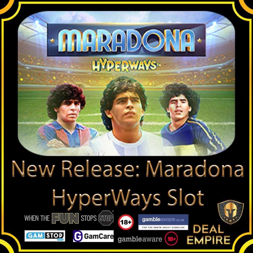 Maradona Megaways