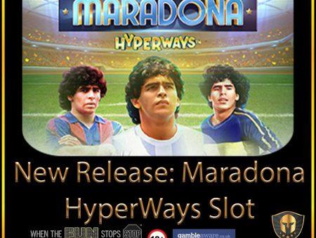 New Release: Maradona HyperWays Slot