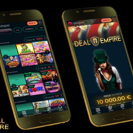 Top 5 Reasons why igaming players should consider Vesper Casino Deals